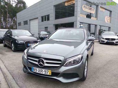 usado Mercedes C220 Classed AMG Line Aut.