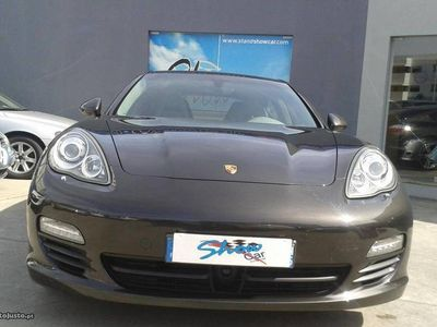 brugt Porsche Panamera 3.0 Diesel Platinum