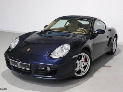 usado Porsche Cayman S 3.4 292Cv