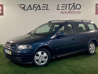usado Opel Astra Caravan 1.4 16V