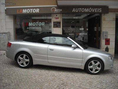 usado Audi A4 Cabriolet 2.0 Tdi