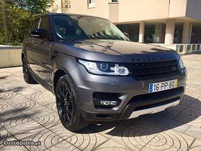 usado Land Rover Range Rover 3.0 SDV6 Motor Novo