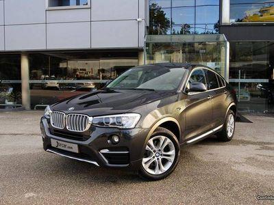 gebraucht BMW X4 20d X-Drive Nacional