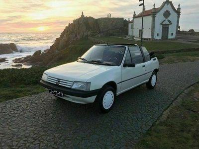 usado Peugeot 205 CJ Cabriolet