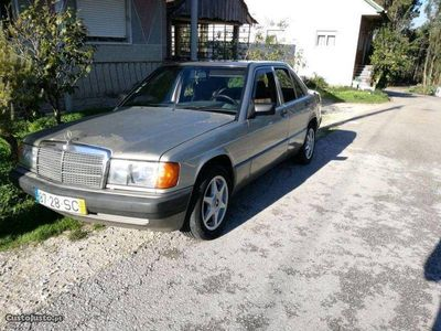 usado Mercedes 190 2.0 diesel