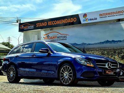 usado Mercedes C200 BlueTEC Exclusive
