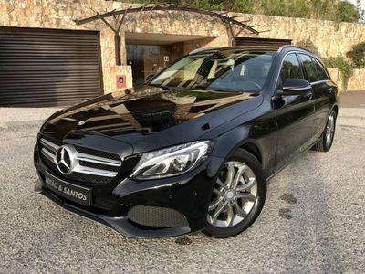 usado Mercedes C200 BlueTEC Avantgarde+ Aut.