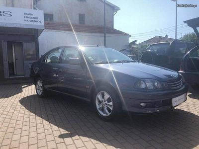 used Toyota Avensis 1.6
