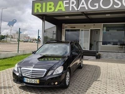 usado Mercedes E200 CDi Elegance BlueEfficiency Auto