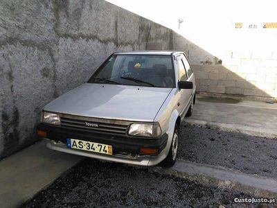 usado Toyota Starlet EP70 - 87