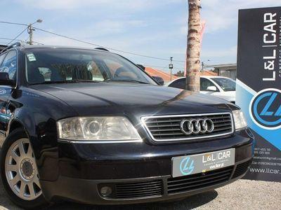 usado Audi A6 Avant 1.9 TDI