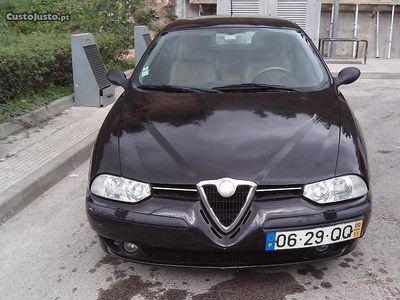 usado Alfa Romeo 156 Sportwagon 2.4