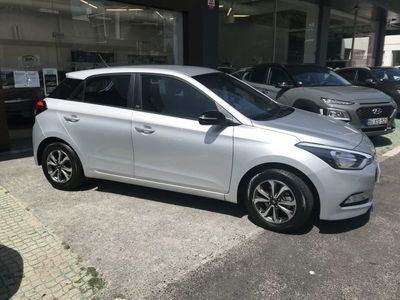 usado Hyundai i20 1.2 75Cv Comfort