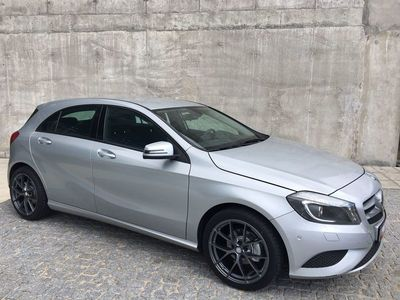 used Mercedes A180 sport