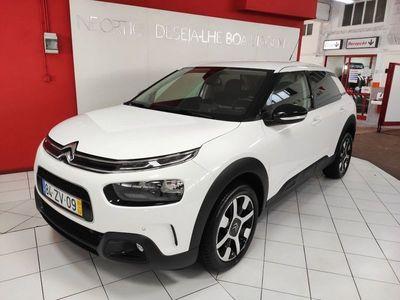 usado Citroën C4 Cactus 1.2 Puretech Shine, GPS e CAM
