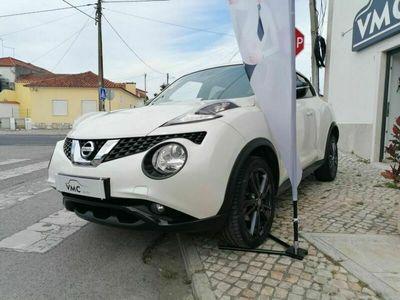 usado Nissan Juke 1.5 dCi Tekna Premium Ext.1 Black T.