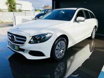usado Mercedes C200 D Auto Avantgarde
