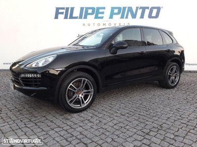 usado Porsche Cayenne 3.0 V6 TDi