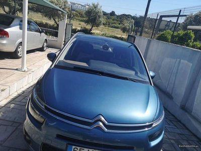 gebraucht Citroën Grand C4 Picasso E-HDi 115 Exlcusive