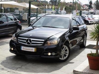 usado Mercedes C200 CDi Avantgarde BE