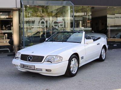 usado Mercedes SL500 V8 R129