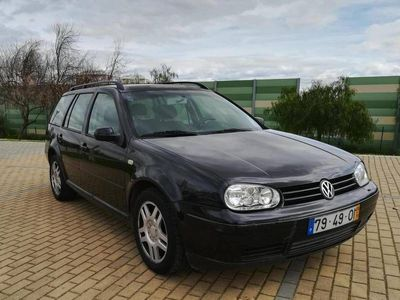 usado VW Golf VARIANT 1.9TDI