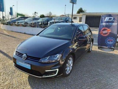 brugt VW Golf 1.4 GTE Hybrid Plug-In