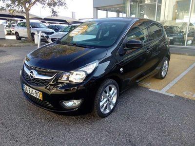 usado Opel Karl - Serviço1.0 120 Anos