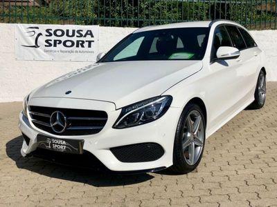 usado Mercedes C220 BlueTec AMG Line