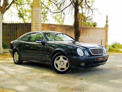 usado Mercedes CLK200 Elegance GPL