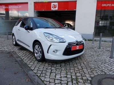 usado Citroën DS3 1.6 HDi-e So Chic 95g (92cv) (3p)