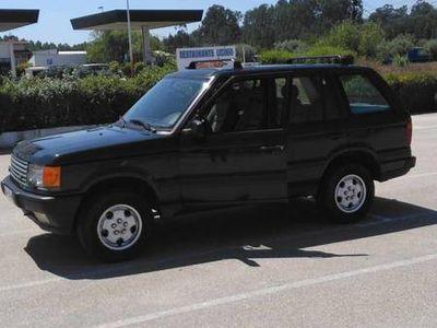 brugt Land Rover Range Rover P38 2.5 dse