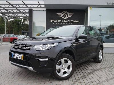 used Land Rover Discovery 2.0 SD4