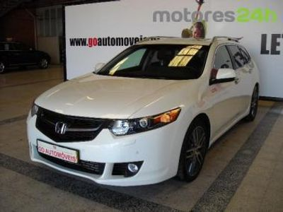 used Honda Accord Tourer 2.2 i-Dtec Executive S