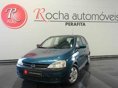 usado Opel Corsa C Elegance 1.2 75cv