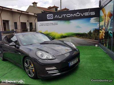 gebraucht Porsche Panamera Chrono