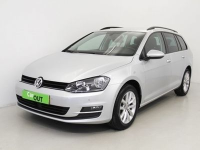used VW Golf Variant 1.6 TDi GPS Edition