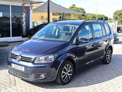 usado VW Touran 1.6 TDi Bluemotion Trendline 7L
