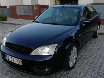 usado Ford Mondeo Mk3 versão especial