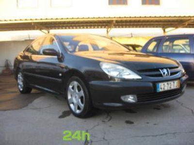 usado Peugeot 607 2.2 HDI 16v 5lug 5P