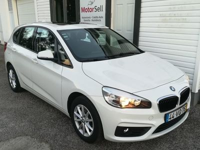 usado BMW 216 Active Tourer ADVANTAGE