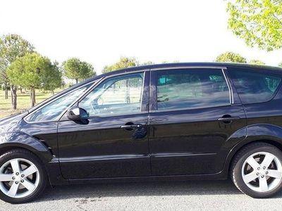 gebraucht Ford S-MAX 2.0 TDci 140cv 7 lug