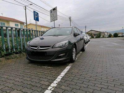 usado Opel Astra 1.7 cdti 110cv