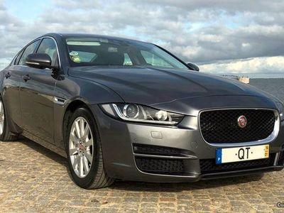 usado Jaguar XE 2.0D - Prestige