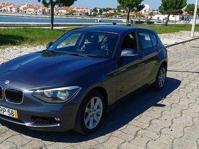 usado BMW 118 D Sport Full Extras GPS