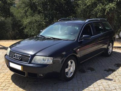 usado Audi A6 2.5 TDI Quattro -
