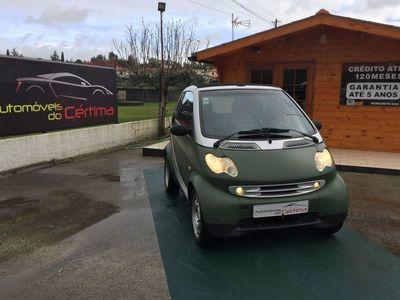 usado Smart ForTwo Cabrio Pulse Cdi