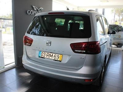 usado Seat Alhambra 2.0 TDi Style DSG (150cv) (5p)