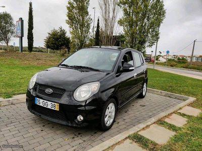 usado Kia Picanto 1.1 Crdi diesel 2008 Ar condicionado