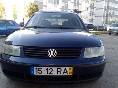 usado VW Passat 1.9TDI.Aceita Retoma -